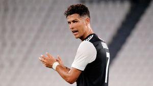 Роналду за четыре минуты прибил «Лацио», установил три рекорда и окончательно похоронил интригу в Серии А