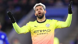«Манчестер Сити» анонсировал расставание с Агуэро по окончании сезона