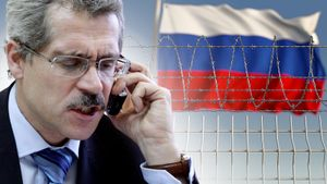 «Когда вы работаете на Путина, нельзя говорить «нет». Предавший Россию Родченков снова хоронит страну