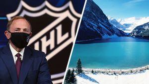 Убытки в сотни миллионов, матч на озере, клуб Овечкина — в Восточном дивизионе. Слухи и факты о новом сезоне НХЛ