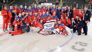 «Эмоции невероятные». Россия вырвала у Канады финал Мирового кубка вызова: что об этом говорят