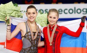 Сотникова сравнила победу на Олимпийских играх с рождением ребенка
