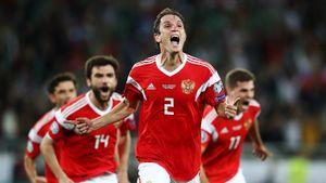 «Марио Фернандес был во всех шорт-листах». Слуцкий рассказал, почему защитник ЦСКА не уехал из России