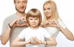 «Саша проходил унизительные психологические исследования». Рудковская — о 7-летнем сыне Плющенко