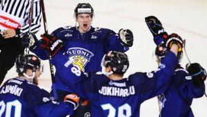Кого бояться сборной России. Финский монстр из КХЛ уничтожил действующих чемпионов мира