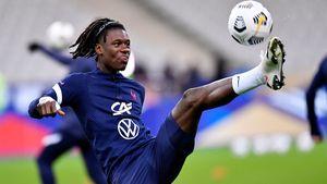 Против «Краснодара» сыграет уникальный парень. 17-летний опорник «Ренна» Камавинга бьет рекорды в сборной Франции