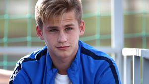 Русский талант Пиняев может перейти в «Барселону». Как футболист провел этот сезон и что его ждет в Каталонии