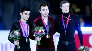 Серебряный призер ЧР по фигурному катанию Даниелян думал о завершении карьеры перед стартом сезона