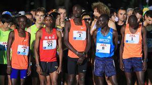 Укенийских легкоатлетов хотят отбирать паспорта из-за допинга. Нарушений слишком много