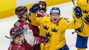 Латвия чуть не вынесла чемпионов мира. Главный соперник России мог не выйти из группы