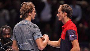 Селиваненко: «Медведев и Зверев — элита мирового тенниса. Надеюсь, они будут еще долго играть на топ-уровне»