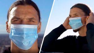Ибрагимович предостерег болельщиков от коронавируса: «Ты не Златан. Не бросай вызов COVID-19»