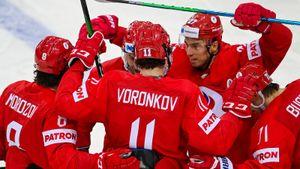 Россия героически вырвала победу у Чехии в первый день ЧМ. Решающий гол наши забили за 19 секунд до сирены