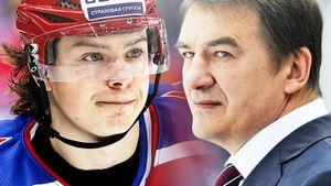 Брагина считают специалистом по молодежи. Но в ЦСКА новый главный тренер сборной России не давал играть Гусеву