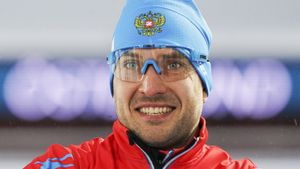 Гараничев вспомнил молодость и выиграл масс-старт на ЧР. Призер Олимпиады в Сочи отказывается уходить на пенсию