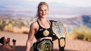 Чемпионка UFC Шевченко выложила фото со своими поясами: «Только один человек может остановить Сехудо»