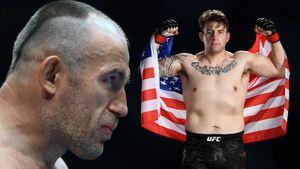 Русский Удав подерется в UFC с американским полицейским и проиграет. Прогноз на бой Алексей Олейник — Крис Докос