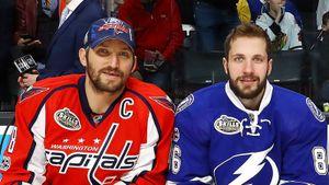 Кучеров вошел втоп-5 форвардов НХЛ помнению игроков, Овечкин стал вторым врейтинге соцсетей