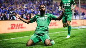 «Краснодар» может подписать нападающего из чемпионата Китая