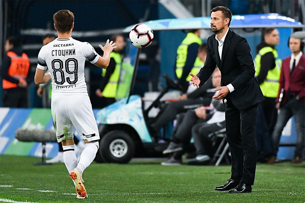 Футбол Краснодар— Зенит сегодня