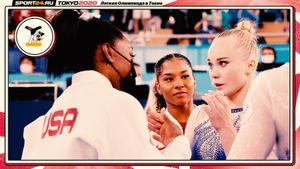 7 ярких ответов русских гимнасток после победы: разговор с Байлз, жесткий ответ иностранному журналисту, чуйка