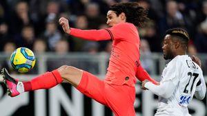 «ПСЖ» намучился с аутсайдером. Проигрывал 0:3, забил четыре, но в добавленное время упустил победу