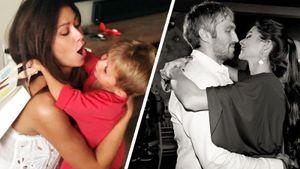 Жена Овечкина праздновала день рождения, жена Малкина хвасталась успехами сына. Инстаграмы звезд