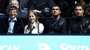 «Зализанный гелем». Бывшая жена Аршавина рассказала, как смотрела теннис рядом сКриштиану Роналду