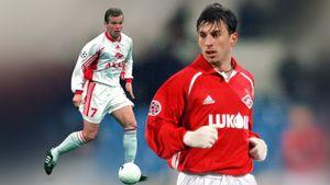 «Будь Баранов профессиональнее — играл бы в «Реале». Митрески — о «Спартаке» начала 2000-х и странных легионерах