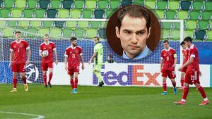 Широков: «Сборная России обосралась на молодежном чемпионате Европы. Провальное выступление»
