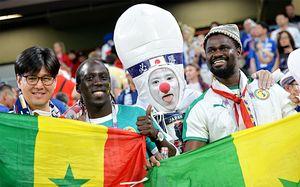 Африка и Азия встретились на Урале. Япония — Сенегал в Екатеринбурге — это было нечто