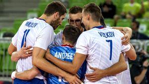 Российские волейболисты чудом спасли матч с Белоруссией. Команда Саммелвуо была сама не своя