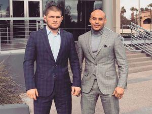 Менеджер Нурмагомедова: «Насколько знаю, следующим соперником Хабиба будет Жорж Сен-Пьер»