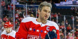 Овечкину осталось 1 очко до невероятного рекорда в НХЛ. Он может набрать его уже завтра