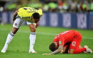 «Если мои футболисты падали — значит, на них фолили». Саутгейт защищает англичан