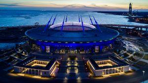 На«Газпром Арену» приедетUFC. Стадион «Зенита» отбивает потраченные миллиарды