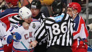 «СЦСКА иСКА можно бороться, хочется меньше скучных матчей». Эксперты— оновом сезоне КХЛ