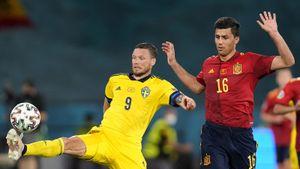Испания и Швеция не забили друг другу голов на Евро-2020