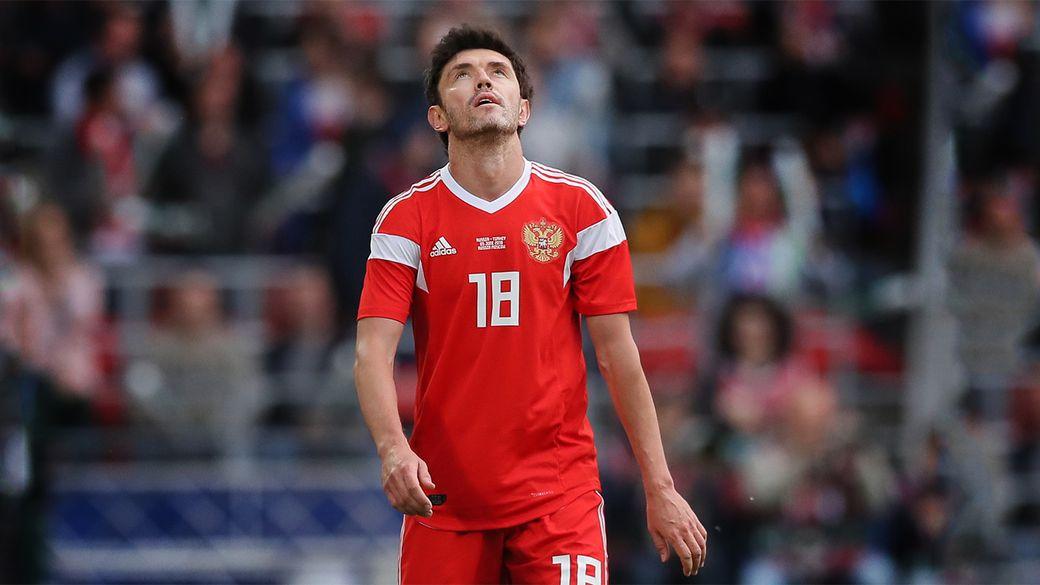Жирков хочет возобновить карьеру: Жду предложений зимой. Еще годик точно поиграть можно