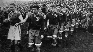 «Русские привезли с собой атомную бомбу». Как в 1945-м игроки «Динамо» привезли в Англию загадочные черные ящики