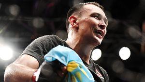 Дамир Исмагулов победил Рафаэля Алвеса единогласным решением судей