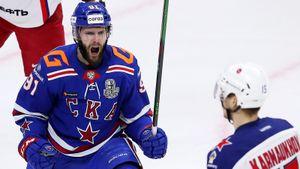 СКА избежал позора и выиграл первую игру у ЦСКА. Но взять еще три для Питера нереально