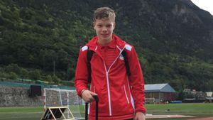 16-летний футболист изГермании напросился всборную Андорры, прислав видео своего красивого гола