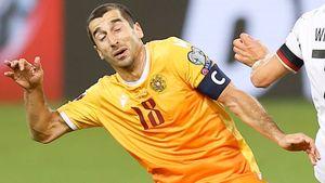 Армения сыграла вничью с Лихтенштейном и упустила возможность сместить Германию с первого места в группе