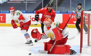 «Все было против нас». В МХЛ отреагировали на разгромное поражение России от Канады