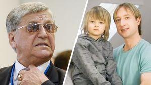 Тихонов осудил Фетисова и Плющенко за съемки в агитационных видео: «Руки им никогда не подам! Согласен с Навальным»