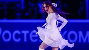 Канадский фигурист Нгуен прокомментировал слухи об отношениях с Евгенией Медведевой