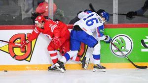 Первое поражение России на ЧМ по хоккею — Словакия остановила команду Брагина. Как это было