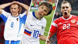 15 лучших футболистов России за всю историю