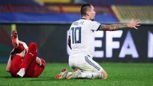 Сборная России снова провалила решающий матч. Как это происходило до Сербии — с Украиной, Уэльсом и другими